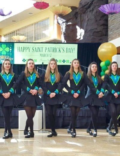McDonald Irish Dance