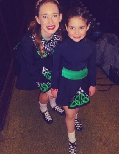 Mise Eire Irish Dancers